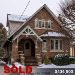 Henry Verbakel's Sold House, London Ontario